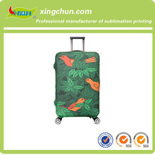 Fashion Designed Spandex Durable Luggage Cover Suitcase Protector