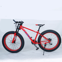 new arrival snow fat mountain bike