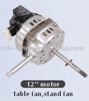 electric table fan motor for any size choice