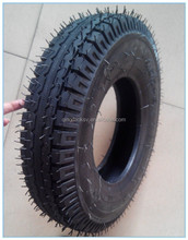 China Manufacturer Promotional 4.00-8 Three Wheeler Motorcycle Tyre