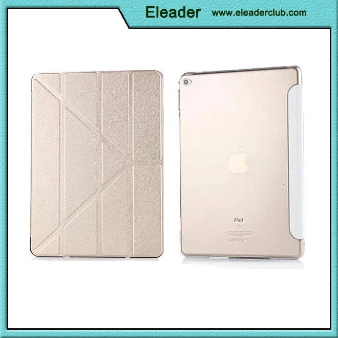 For ipad air 2 ultra slim folding smart case