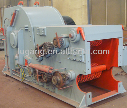 CE certificate industrial high quality drum wood chipper