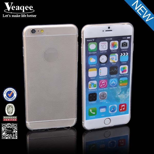 Veaqee cellphone soft tpu smart case for iphone 6 plus