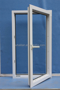 insulated and energy saving upvc double gazing windows and doors from Guangzhou China