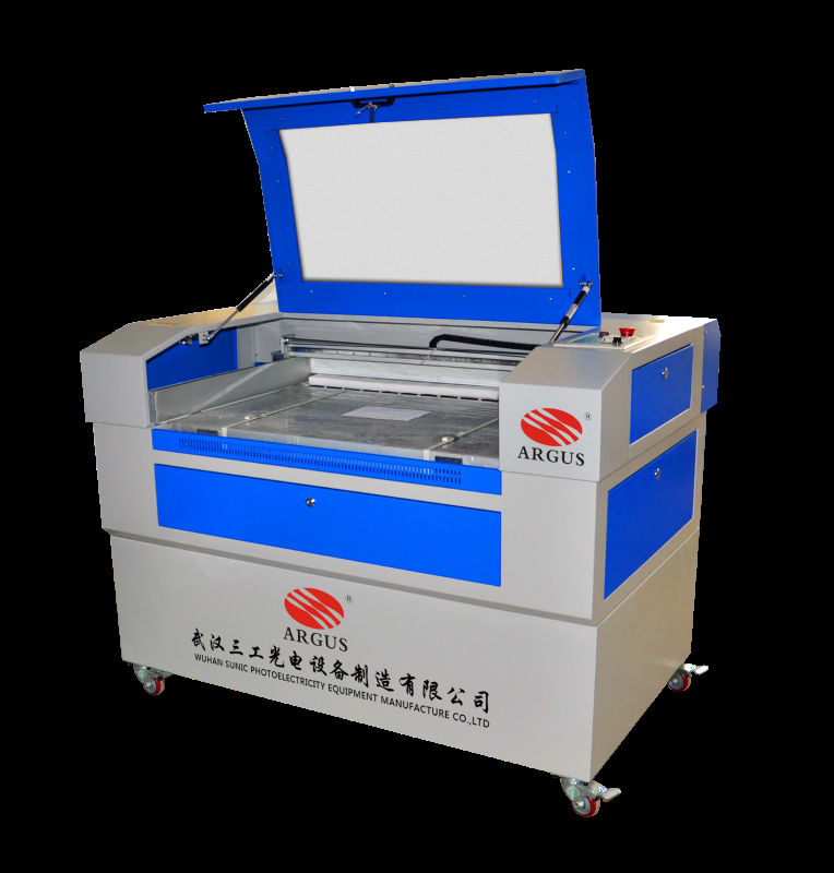 laser automatic etching machine price for acrylic glass wood jeans paper price 60w laser engraver 1000*600mm