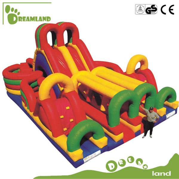 2014 inflatable combo slide kids used commercial inflatable bouncers for sale