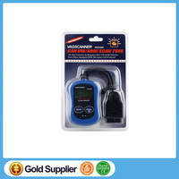 LCD Display VAG305 OBD2 OBDII Code Reader Auto Scanner for Volkswagen Diagnostic Scan Tool Engine Fault Finder KW812