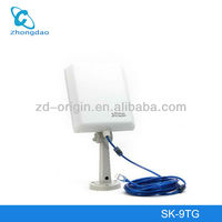 Signalking 9TG High Power 8187L 2000mW 20dbi Antenna Indoor And Outdoor Usb Wifi Adapter Wireless Wifi Usb Adapter