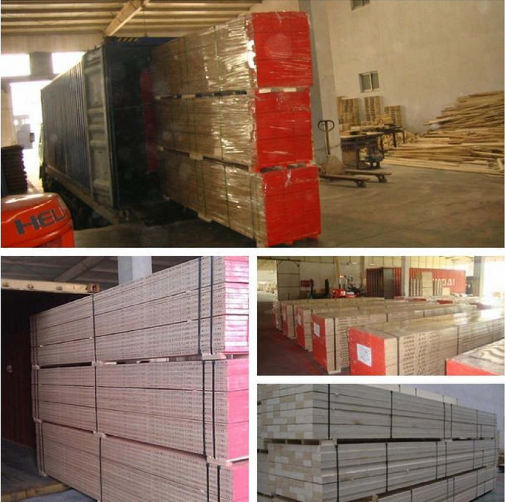 E1 4x8*10mm packing grade plywood