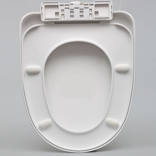 2016 hot sale luminous toilet seat