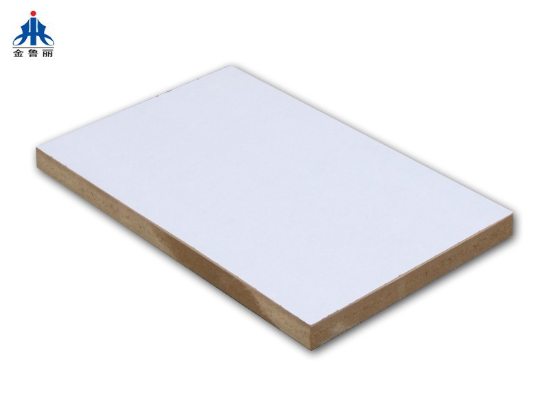 melamine laminated mdf sheet/board 1220*2440