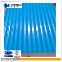 Waterproof Roof,Corrugated Steel Roofing Sheet from China Manufacturer