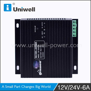 Generator Battery Charger 24v 6a