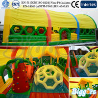 Cheap Price Bouncy House Inflatable Toys Air Inflator Playground