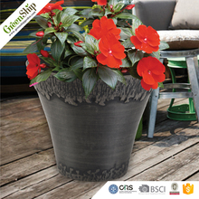 Artificial New Designed Morden Indoor Plastic Flower Pot From China Direct Manufacturer Wholesale Price