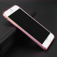 Aluminum alloy blade metal frame bumper case for iphone 6 samsung note 3 s4