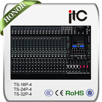 ITC 16 Channel Digital Audio Mixing