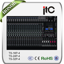 ITC 16 channel Digital audio mixing console for pro sound system