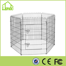 out door Stainless steel durable lage pet playpen
