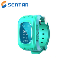 GPS GSM GPRS Tracker Watch Double Locate Smart Child watch Remote Monitor SOS For child kid
