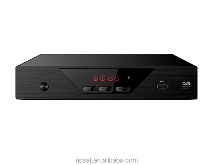 Best hd and strong satellite receiver 2017 products MPEG4 H.264 full HD digital dvb-s2 free to air