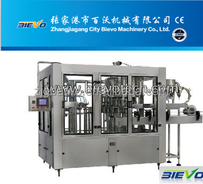 bievo high quality milk tea drink filling/bottling/processing/making machine/plant/equipment/unit