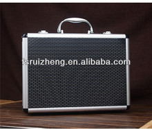 Black stripe simple attache tool case RZ-C413