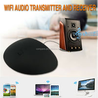 Compare airplay dlna MT7620A usb audio splitter tv satellite wireless receiver wifi audio transmitter