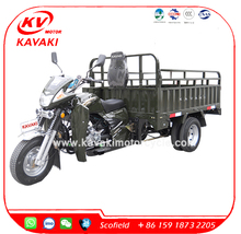 New Kind Motorized Gas Powered Three Wheel/Five Wheel Cargo Tricycle for Sale