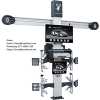 CE Multiscreen 3D Four Wheel Alignment G581