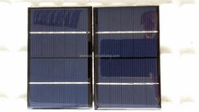 5V 200mA Polycry solar panel for battery 3.7V
