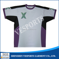 custom sublimation printing blank t-shirt