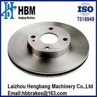 Hengbang Aftermarket Car Parts Wholesale For Brake Rotor F0DZ2C026A