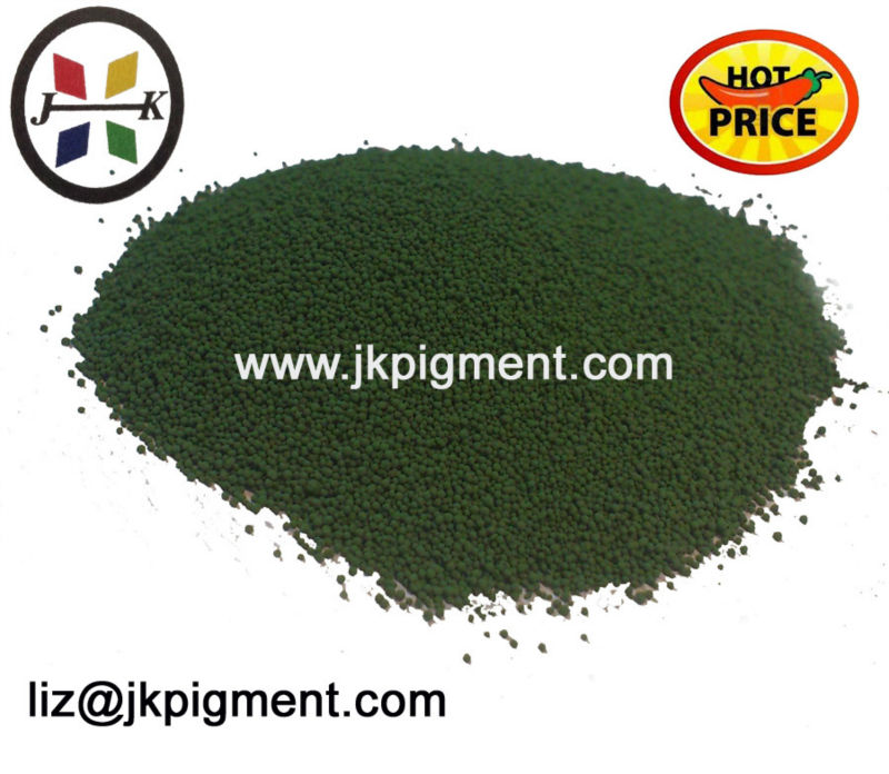 granular iron oxide green New arrival