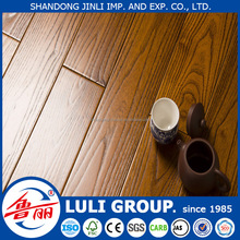 8mm 12mm laminated flooring from LULI GROUP with ISO 9001 and 14001