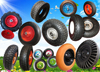 PU foaming rubber wheel 10x3.00-4 (260x85)