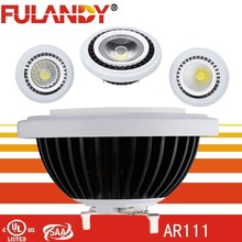 HOT PRODUCT!!! OK led COB light AR111 9w 12W 15w 12VDC DAY-BRITE SMART DIMMABLE CE&ROHS CREE&MEANWELL