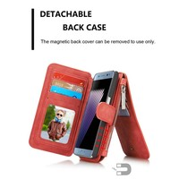 Case Phone For Samsung Galaxy Note 7 Case Hold 2-3 Cards on the Back