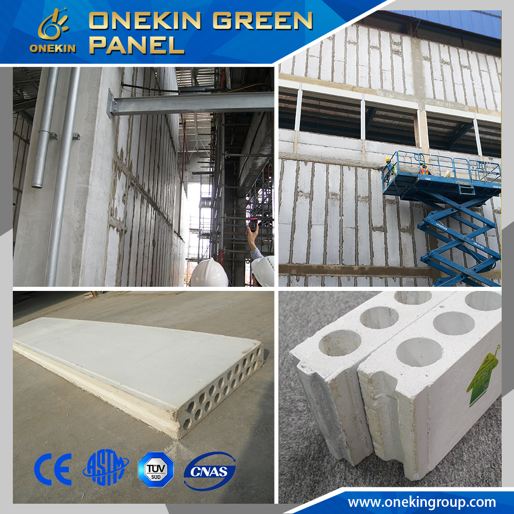 Cheap non-asbestos insulation interior mgo manufactured home wall panels
