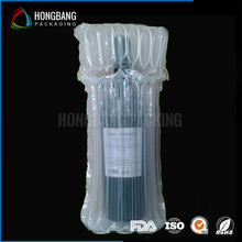 China supplier good quality inflating plastic air packing bag 038