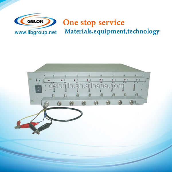 battery cell tester for battery charge/discharge test