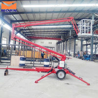 6m hydraulic man platform lift