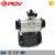 cast iron air-operated flange 40mm 3 way ball valve