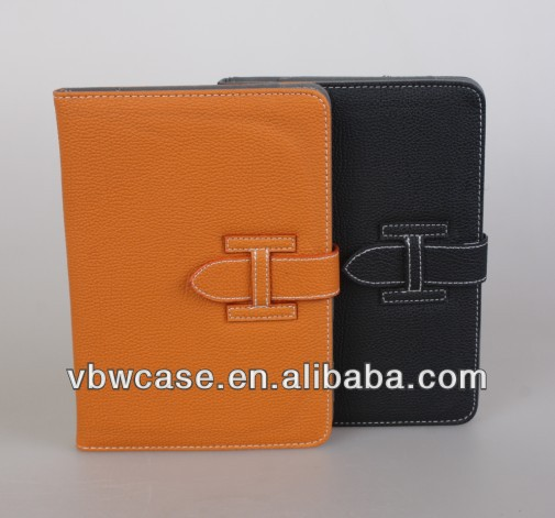 couple case for ipad mini, durable case for ipad mini, fold pu leather cases for ipad mini
