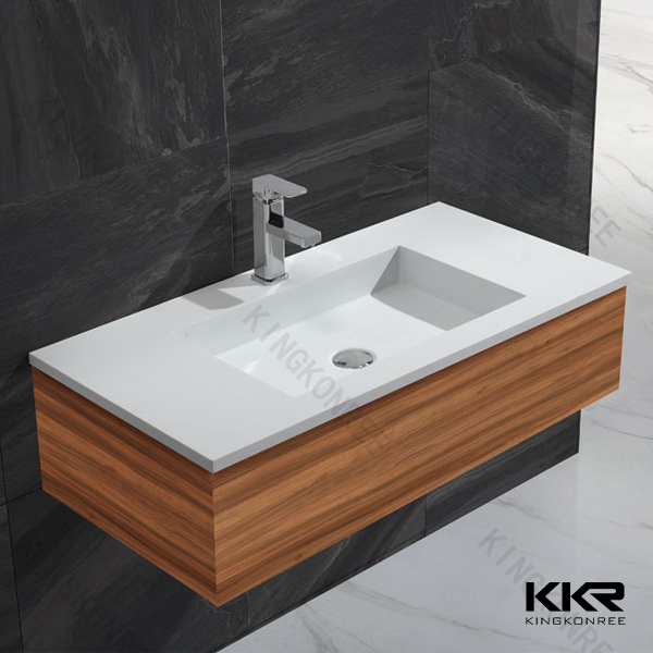 Best selling products sanitary ware bathroom cabinet wash for Best wash basin design