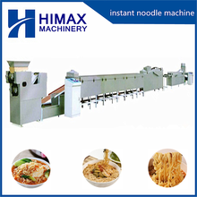 Industrial instant pasta noodle making machine