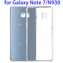 0.75mm Ultra-thin Back Cover for Samsung Galaxy Note 7 Cover Case, Clear Case for Samsung Galaxy Note 7 Price cheap