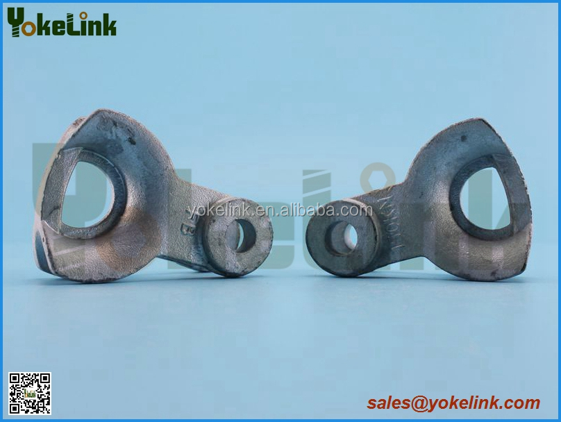 Clevis thimble 150 KN clevis tongue ball clevis for Electrical Utilities Hardware