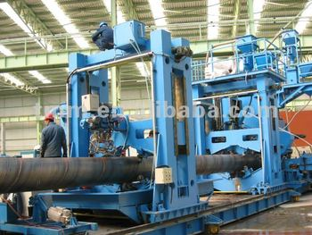 For 24 - 60 inch Welded Pipe Production Line Spiral Machine