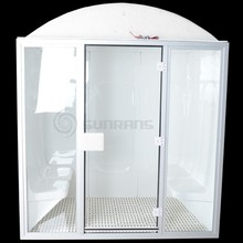 Hot sale CE Approved European Design outdoor steam room sale for 4 person outdoor steam room sale
